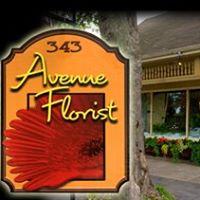 Avenue Florist logo