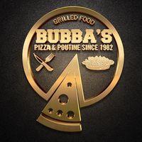 Bubba's Poutine & Pizzeria logo