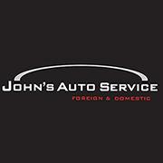 John's Auto Service logo