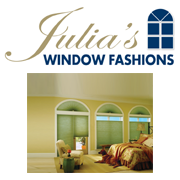 Julia's Window Fashions logo