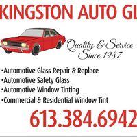 Kingston Auto Glass Ltd logo