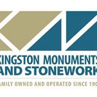 Kingston Monuments & Stonework logo