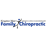 Kingston West Family Chiropractic logo