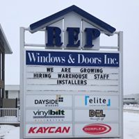 REP Windows & Doors Inc logo