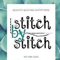Stitch By Stitch logo