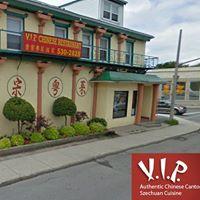 VIP Chinese Restaurant logo