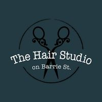The Hair Studio On Barrie logo