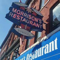 Morrison's Restaurant logo