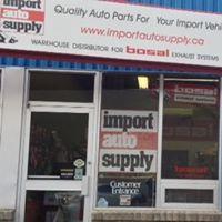 Import Auto Supply logo