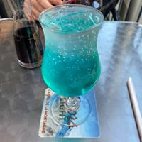 Blu Martini Bar & Grill logo