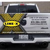 Line-X Kingston logo