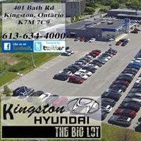 Kingston Hyundai logo