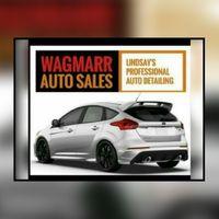 Wagmarr Auto Sales logo