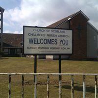 Chalmers United Church logo