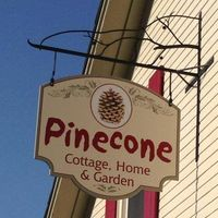 Pinecone Of Westport logo