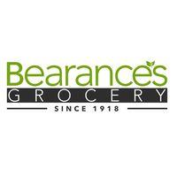 Bearance's Grocery logo