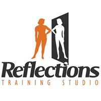 Reflections Training Studio logo
