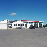 Kingston Husky Car & Truck Stop logo