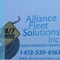 Alliance Fleet Solutions logo