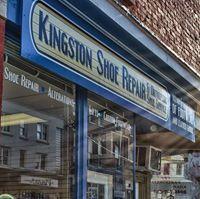 Kingston Shoe Repair logo