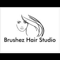 Brushez Hair Studio logo