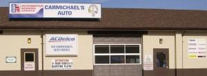Carmichael's Auto Service logo