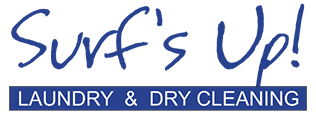 Surf's Up Laundry And Dry Cleaning logo