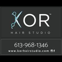 Kor Hair Studio logo