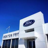 Benton Fry Ford logo