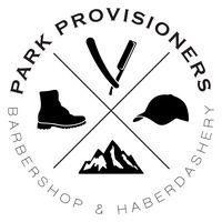 Park Provisioners Barbershop & Haberdashery logo