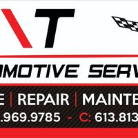 M\T Automotive Services logo