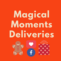 Magical Moment Deliveries logo