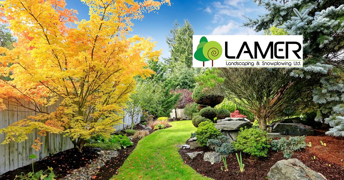LAMER LANDSCAPING & SNOWPLOWING Ltd logo