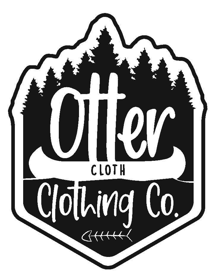 Otter Cloth Clothing Co logo