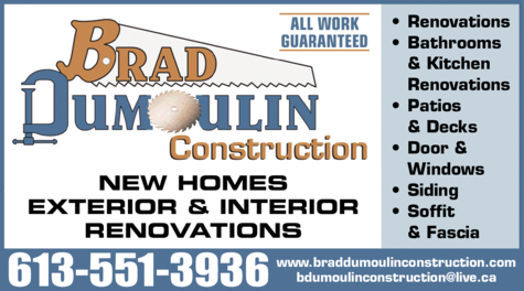 Dumoulin Brad Construction logo
