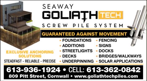 Seaway GoliathTech logo