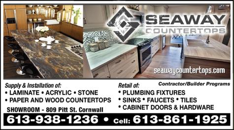 Seaway Countertops logo