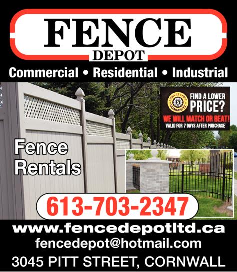 Fence Depot logo