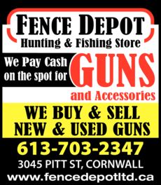 Fence Depot Hunting & Fishing Store logo