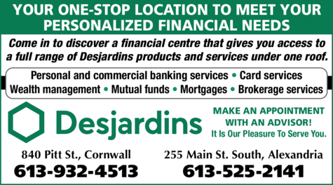 Caisse Desjardins Ontario logo