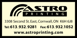 Astro Printing logo