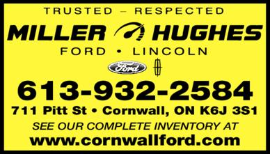 Miller Hughes Ford logo