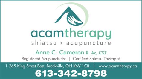ACAM Therapy logo
