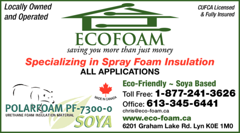 Ecofoam logo