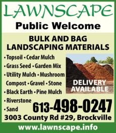 Lawnscape logo