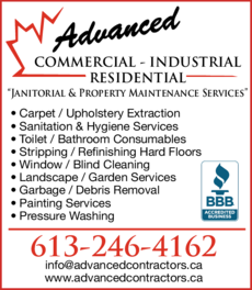 Advanced Commercial - Industrial - Residential logo