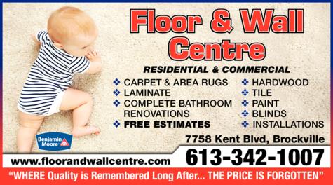 Floor & Wall Centre logo