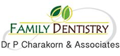 Charakorn P Dentist DDS MS logo