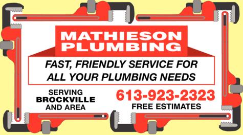 Mathieson Plumbing logo