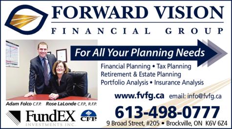 Forward Vision Financial Group logo